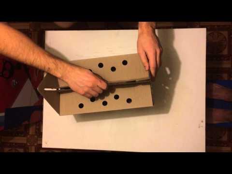 Как сшить переноску для кошки видео
