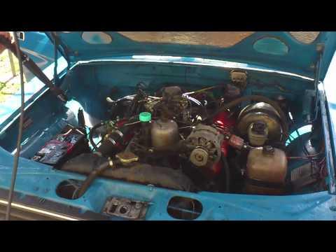 Ремонт автомобиля видео газ