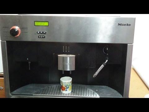 ГНТИ - Ремонт кофемашины Miele cva 620 не дает воду - Видеорепортажи из мира науки и техники