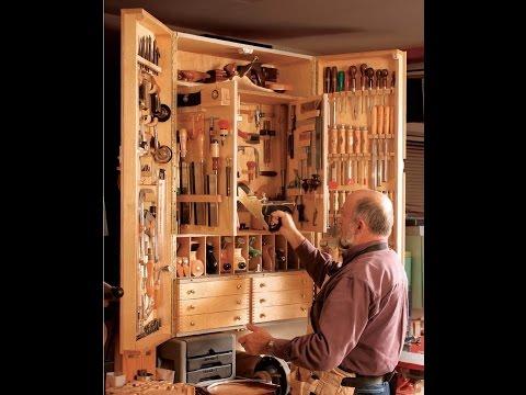 Шкаф в гараж своими руками фото - Интерьерный свет