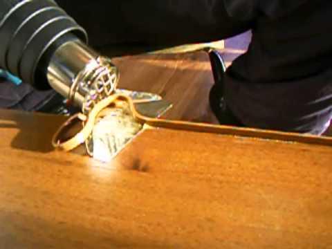 Станок для обработки пвх кромки своими руками
