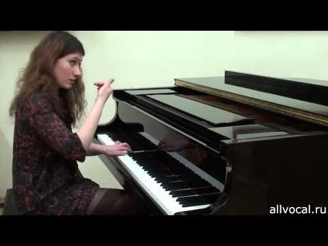 Как научиться вокалу в домашних условиях видео