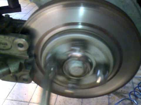 Реставрация тормозных дисков своими руками