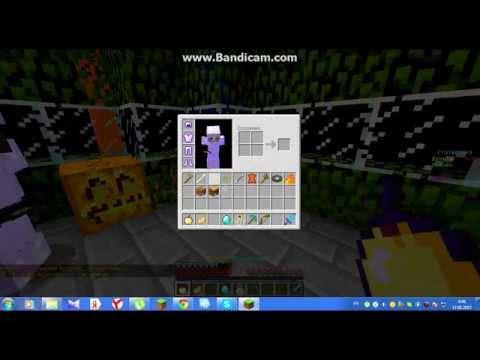 Видео майнкрафт как сделать броню бога