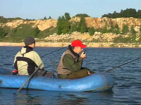 рыбалка на озере увильды летом видео