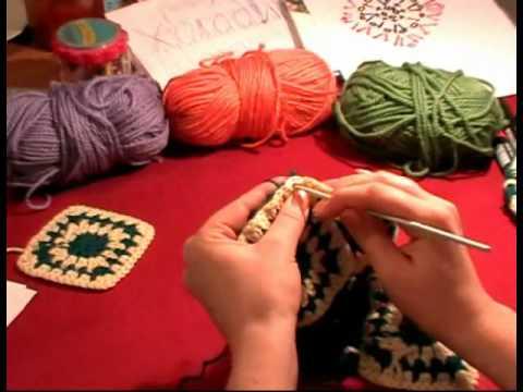 Урок вязания крючком шлепанцы