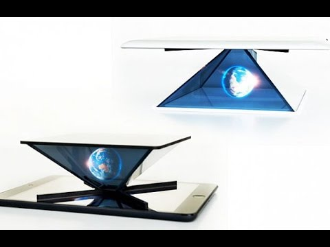 Голограмма своими руками для планшета 10 дюймов
