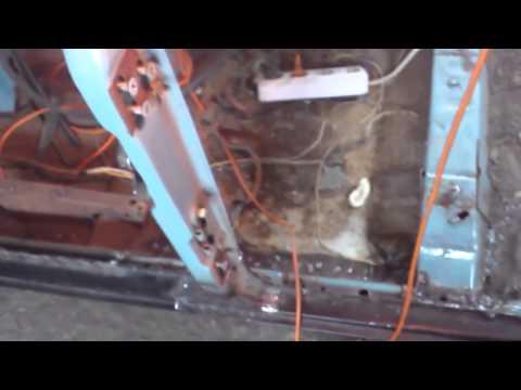 Реставрация ваз 2106 видео