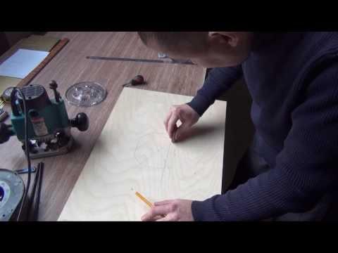 Фрезерный стол часть 1 видео