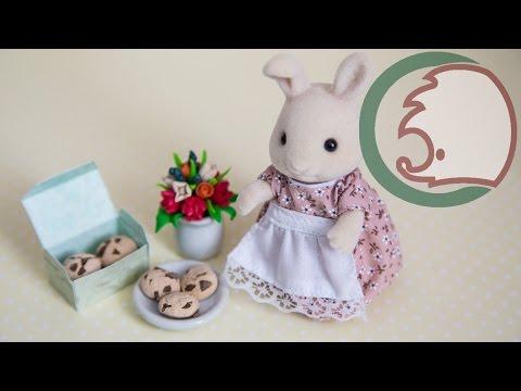 Как сделать шоколад для кукол видео