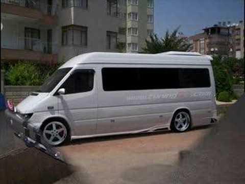 Тюнинг микроавтобуса с фото