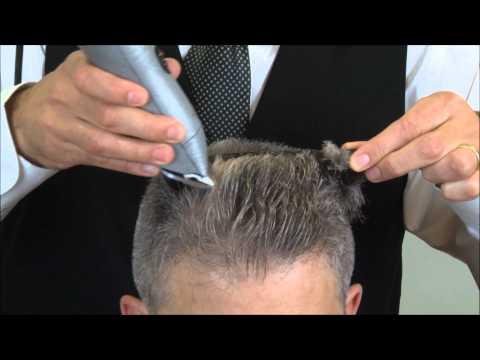 How to cut a flattop haircut