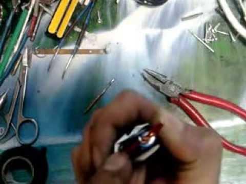 Как сделать паяльник из подручных материалов для пайки