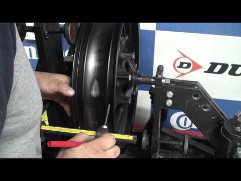 Правка литых дисков мотоцикла своими руками - БТЛ-страна