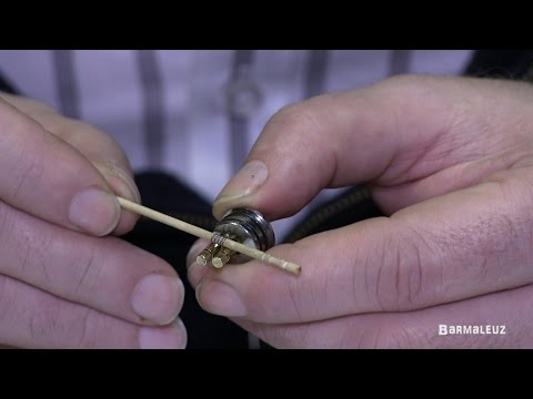 ГНТИ - Как намотать спираль для электронной сигареты - Видеорепортажи из мира науки и техники