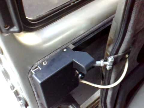 Электропривод сдвижной двери своими руками