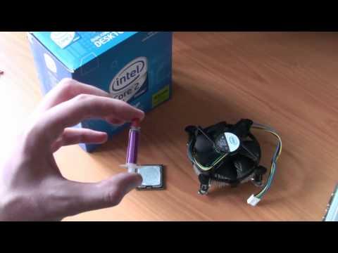 Как собрать пк своими руками видео