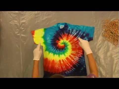 Как сделать радужную краску