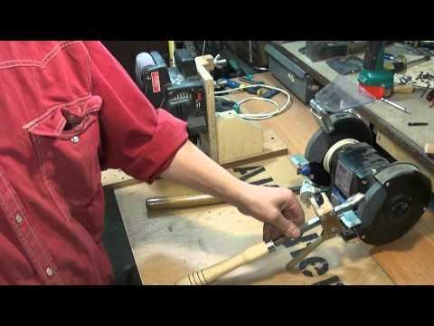 Приспособление для заточки токарных резцов своими руками