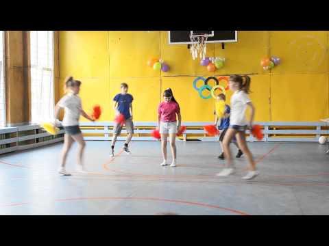 Конкурс танцев 3 класс