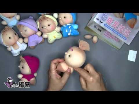 Куклы из чулков своими руками видео мастер класс