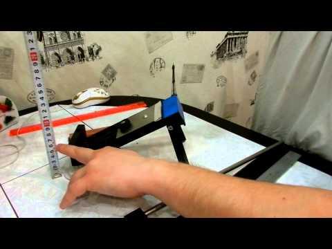Ролик: Точилка для ножей Изготовление точилки для ножа своими руками - Умелец-Левша - сделай сам