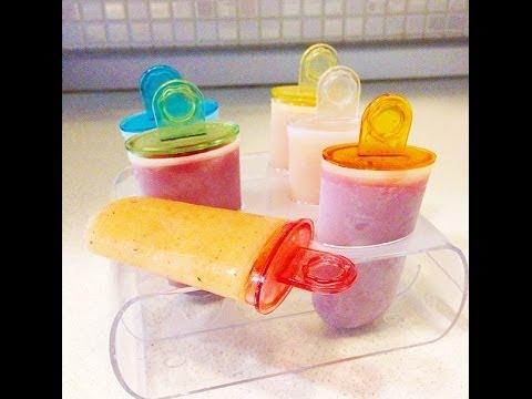 Мороженое в формочках в домашних условиях рецепт