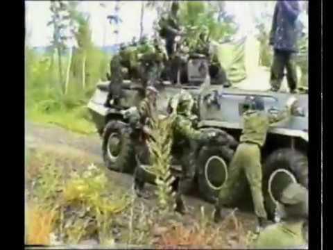 Митинг в память 14-й годовщины гибели воинов-разведчиков 2-й отдельной бригады спецназ гру