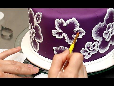 Рисование шоколадом видео мастер класс - Naturapura.ru