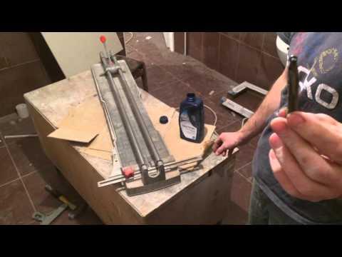 ГНТИ - Как отрезать плитку? Большой обзор плиткорезов и способов резки - Видеорепортажи из мира науки и техники