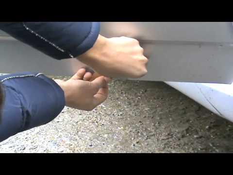 Как убрать жучки с кузова автомобиля своими руками