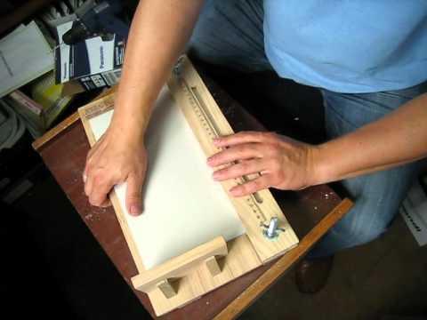 Приспособление своими руками для подшивки документов