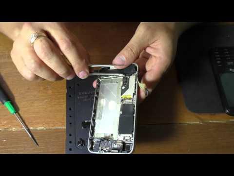 айфон 4 работает но не ловит сеть