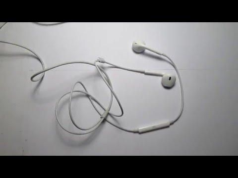 Отремонтировать наушники от айфона