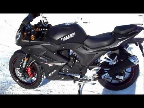китайский мотоцикл ирбис 250 кубов