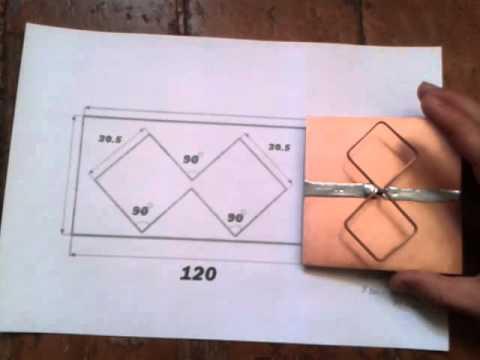 Как своими руками сделать квадрат