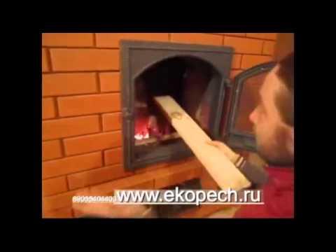 Ютуб как сделать печь