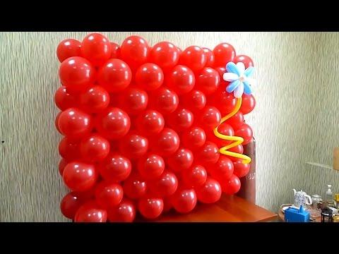 Формы из воздушных шаров своими руками