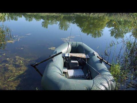 видео лодка без дна