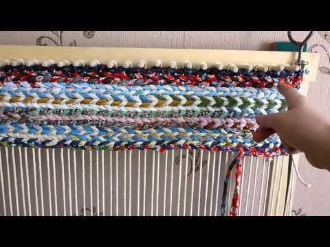 Рукоделие для дома своими руками коврики видео