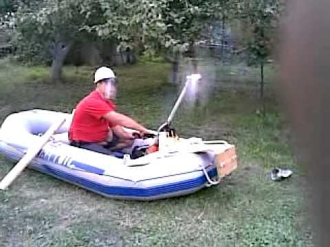 самодельные лодки с пропеллерами