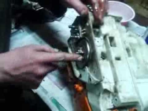 Бензопила штиль 250 ремонт своими руками