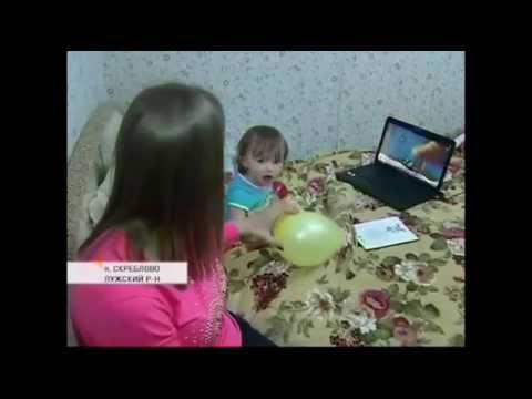 буклет или папка - передвижка осенней рябины для детей
