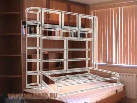 ЛесовичШкафы кровати трансформеры своими руками