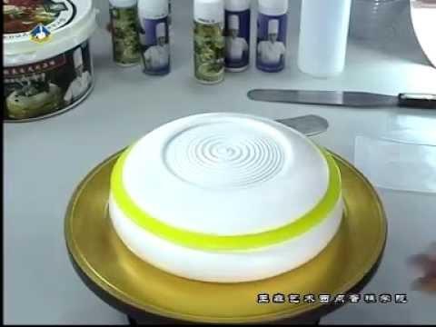 Поворотный торт для торта