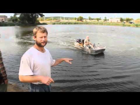 лодка щука самодельная