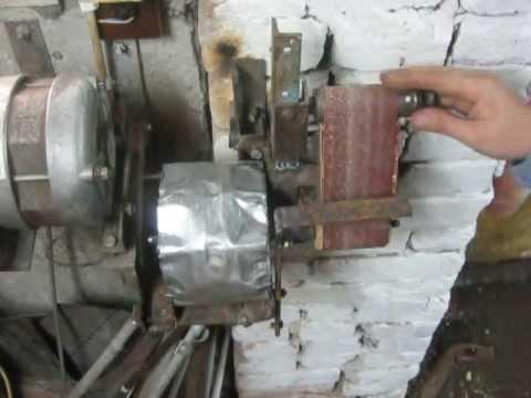 Виброплита из стиральной машины своими руками