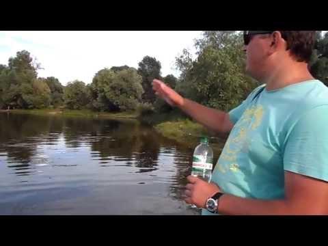 ловля рыбы на туре видео