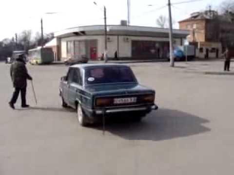 Электромобиль ваз 2106