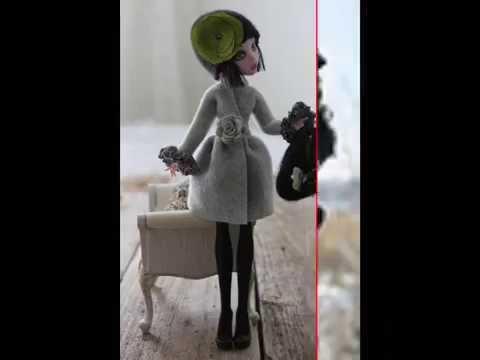 Пальто для куклы монстр хай